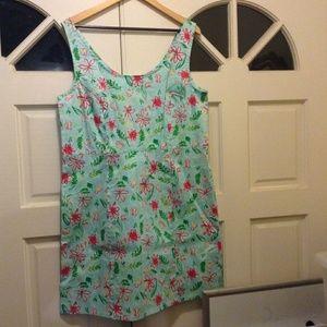 Faded Glory Summer Flower Dress
